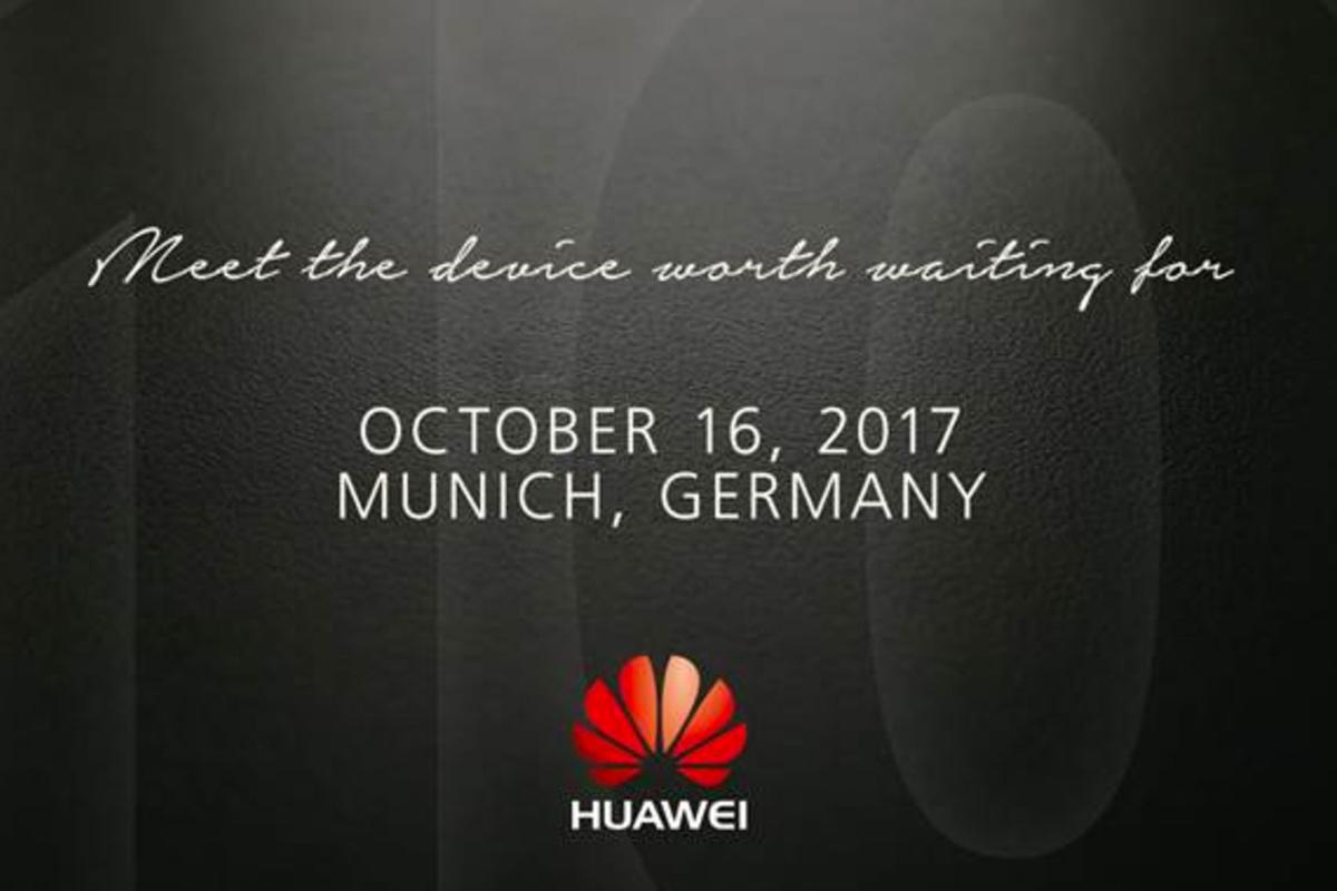 Pierwsza oficjalna fotka Huawei Mate 10 trafi³a do sieci