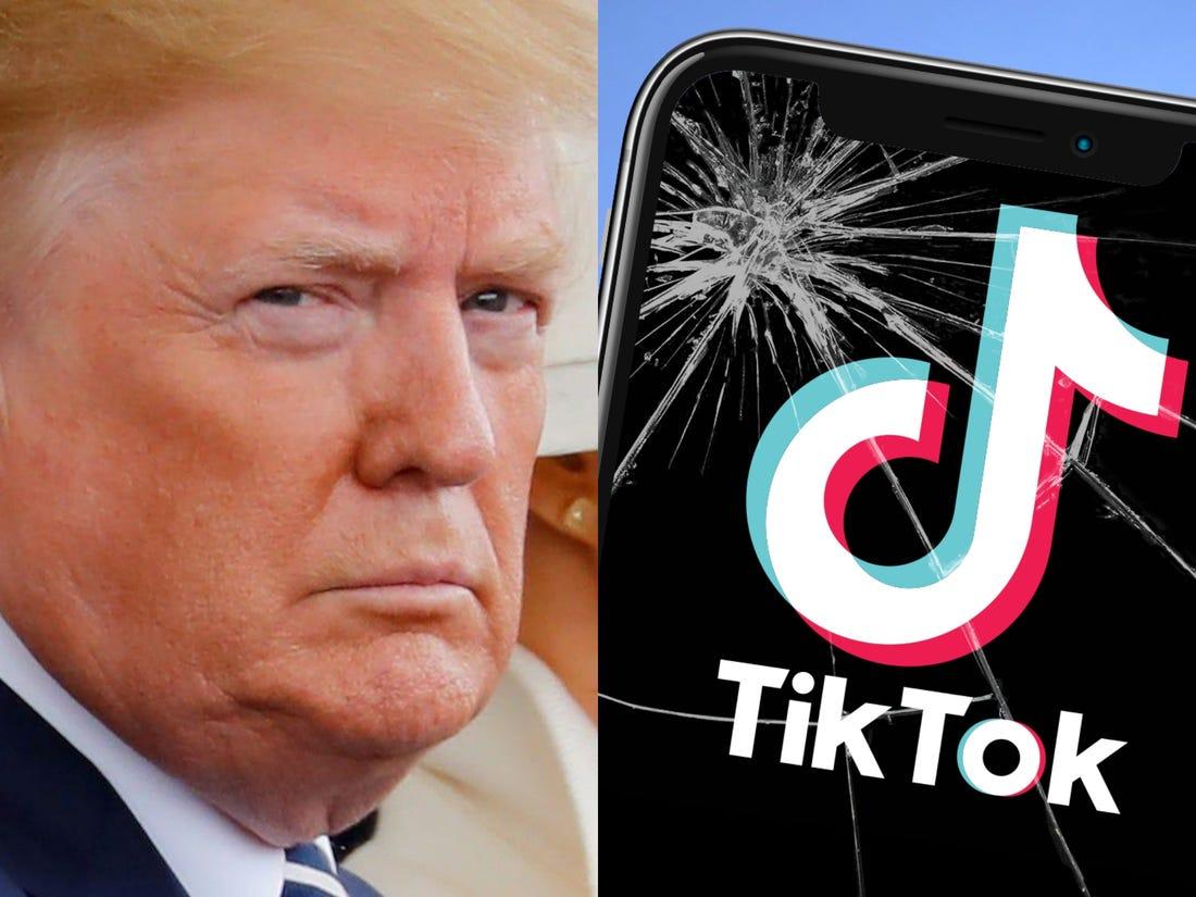 A wiêc Trump jednak chce, by Microsoft wykupi³ TikTok?