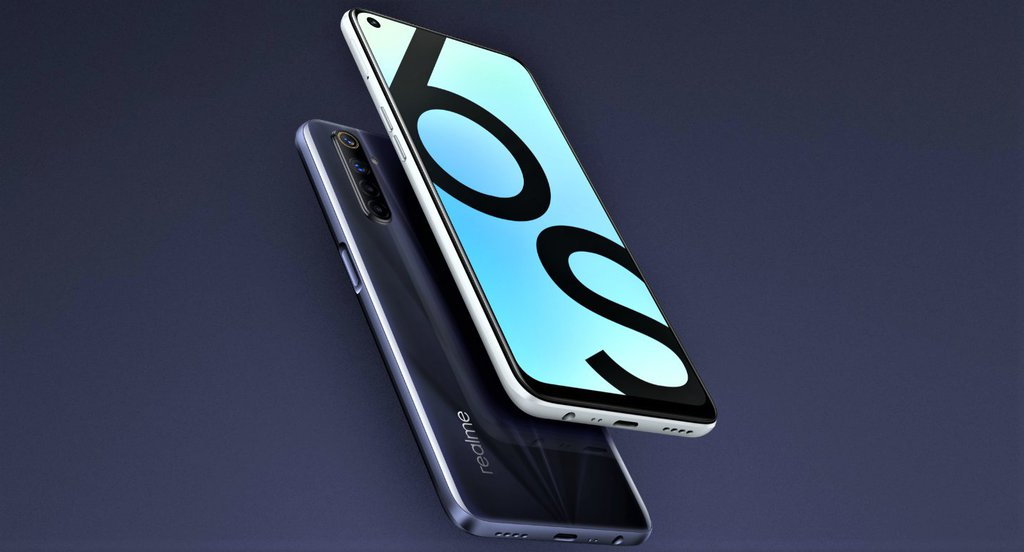 Smartfon Realme 6S wchodzi do polskich sklepów