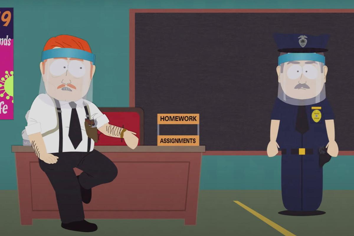 Twórcy South Park przygotowujê specjalny, 60-minutowy odcinek