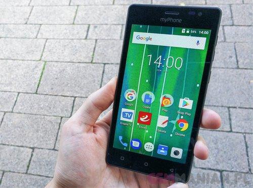 myPhone Q-Smart Black Edition wróci³ do Biedronki w jeszcze ni¿szej cenie