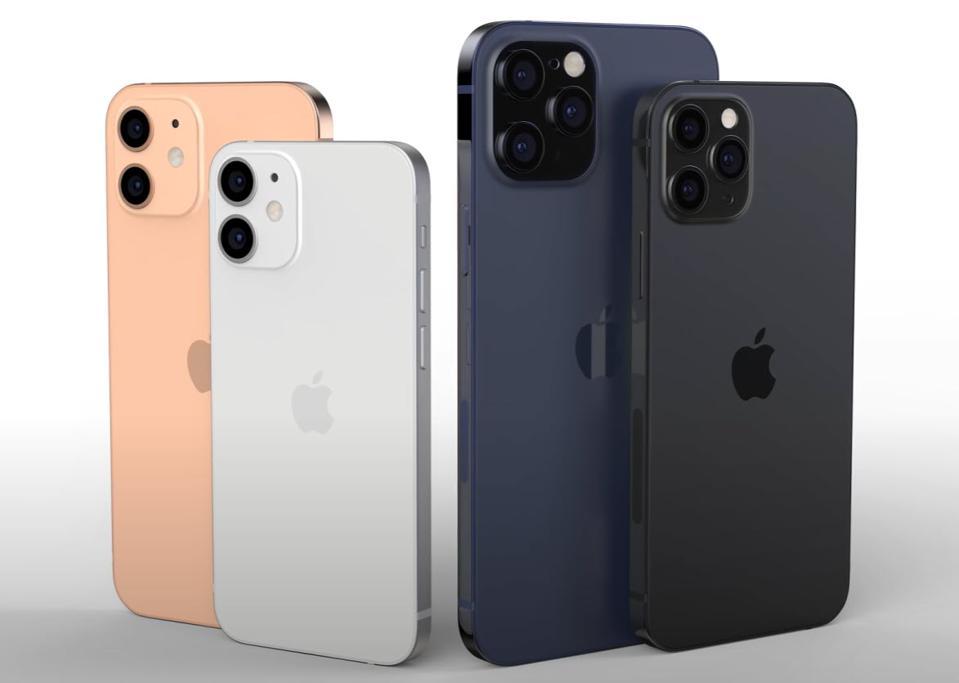 iPhone 12 ju¿ tu jest. Specyfikacja wszystkich czterech wariantów