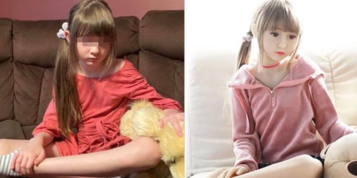Matka zbulwersowana po tym, jak zdjêcie jej dziecka rzekomo u¿yto jako modelu dla seks lalki
