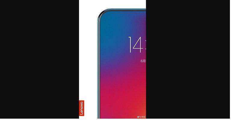 """Lenovo robi telefon """"95% którego to ekran"""""""