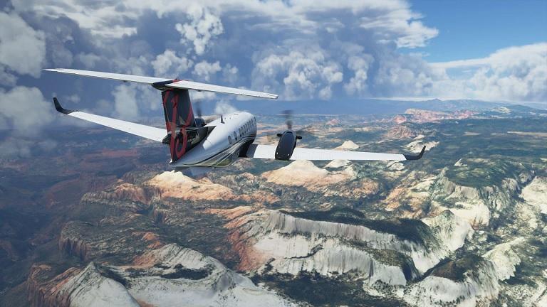 Microsoft Flight Simulator. Beta jeszcze w lipcu, znamy te¿ datê premiery