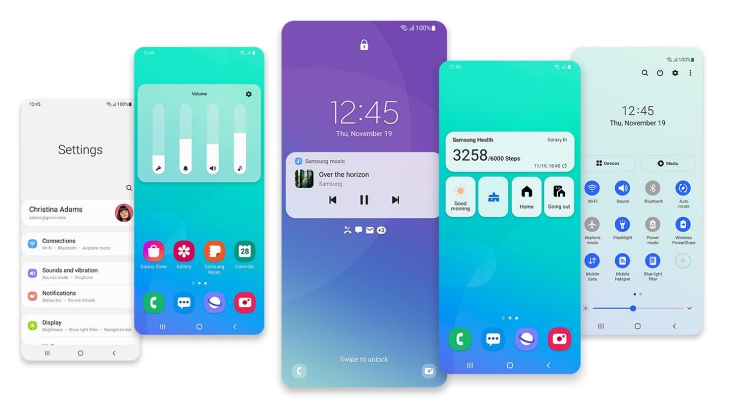 Samsung ma niebawem zaktualizowaæ nak³adkê interfejsu One UI 3