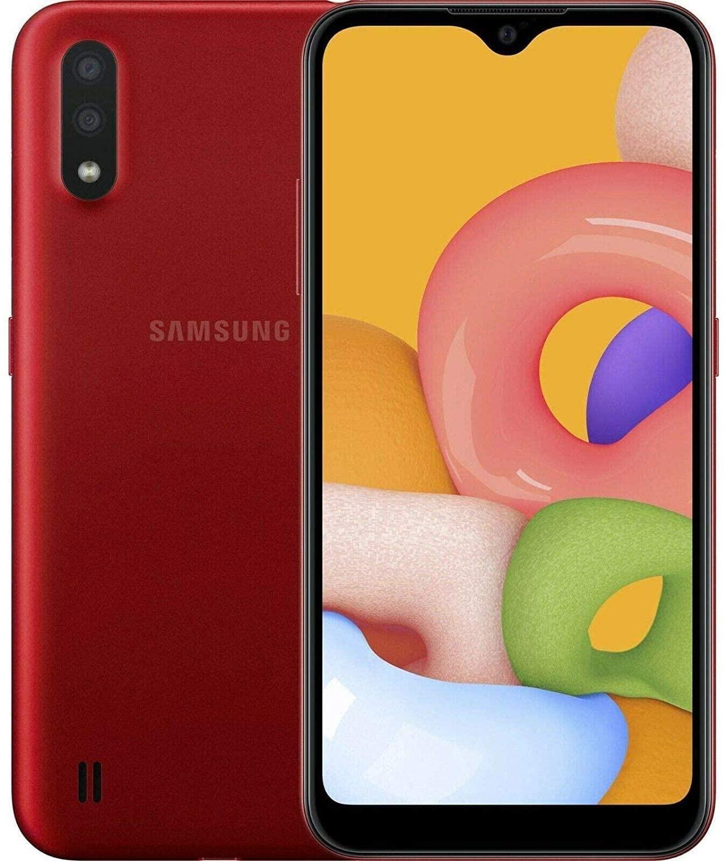 Galaxy A01, bud¿etówka od Samsunga