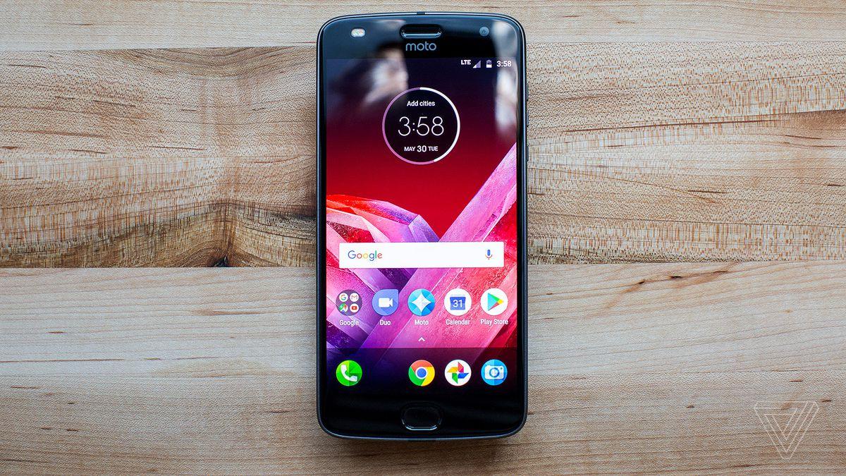 Motorola oferuje Moto Z2 Play ze zni¿k± 150 dolarów