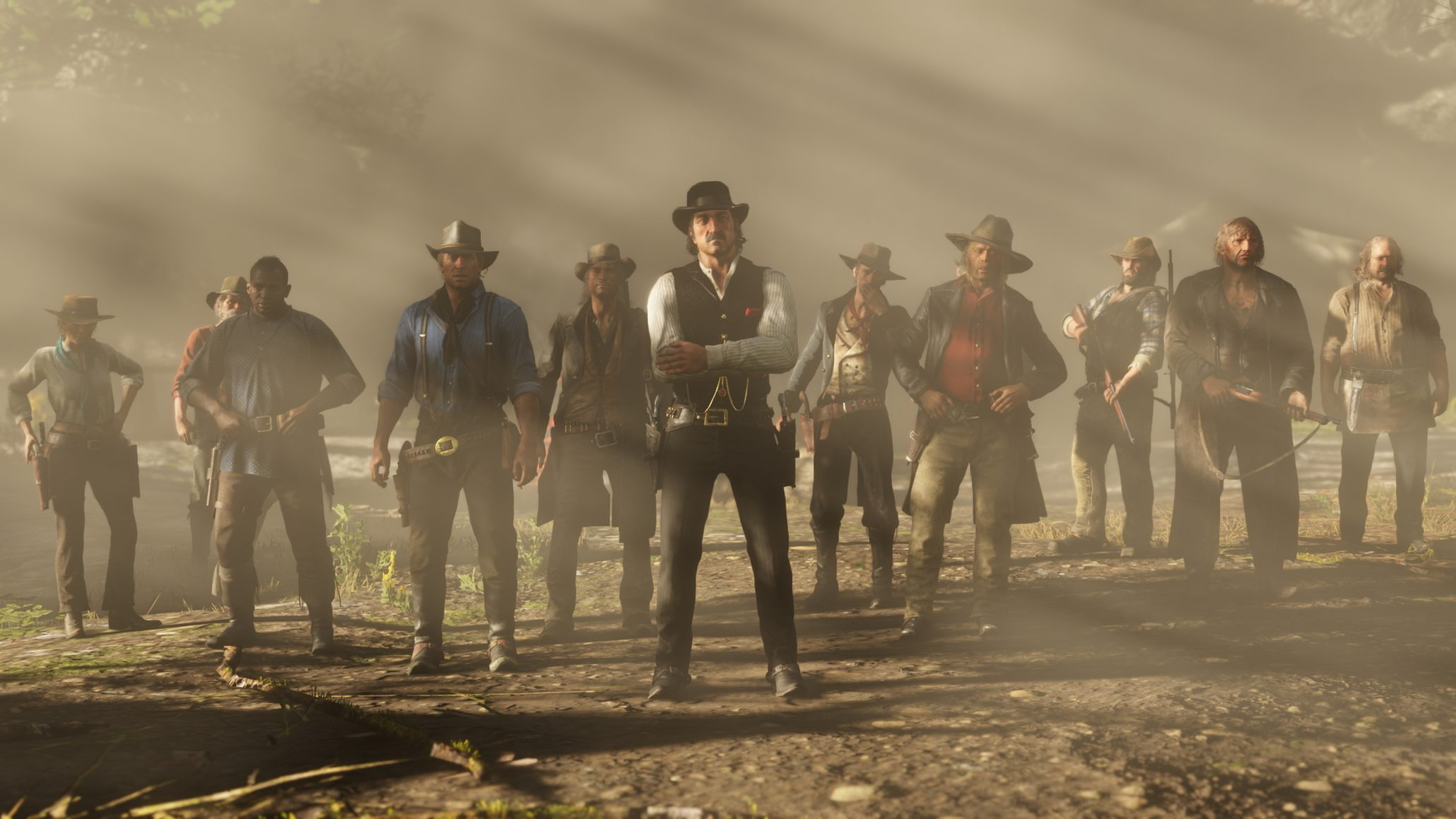 """Legendary Bounties"", czyli nowy element gameplayu Red Dead Redemption 2"