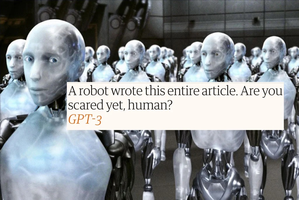Brytyjskie czasopismo The Guardian opublikowa³o artyku³ napisany przez sztuczn± inteligencjê