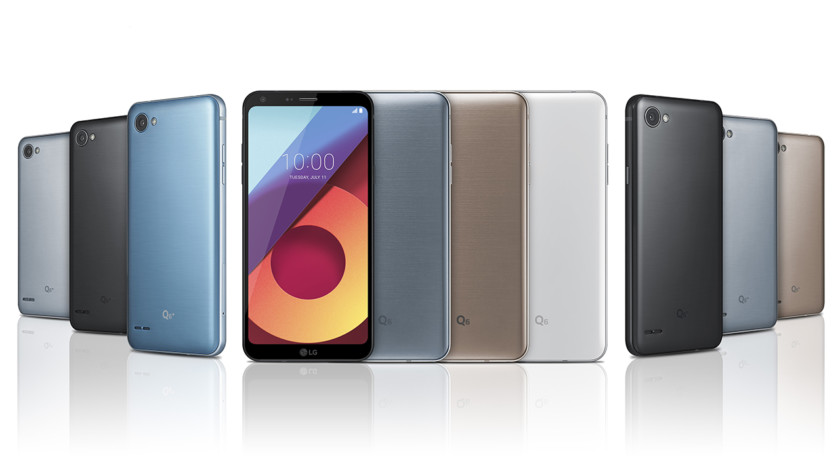 Seria LG Q6 w koñcu ujawniona!