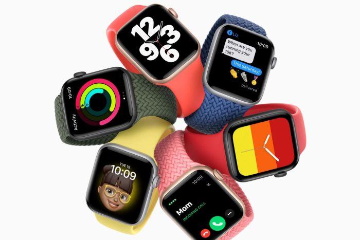 Smartwatche Samsung i APPLE z glukometrem