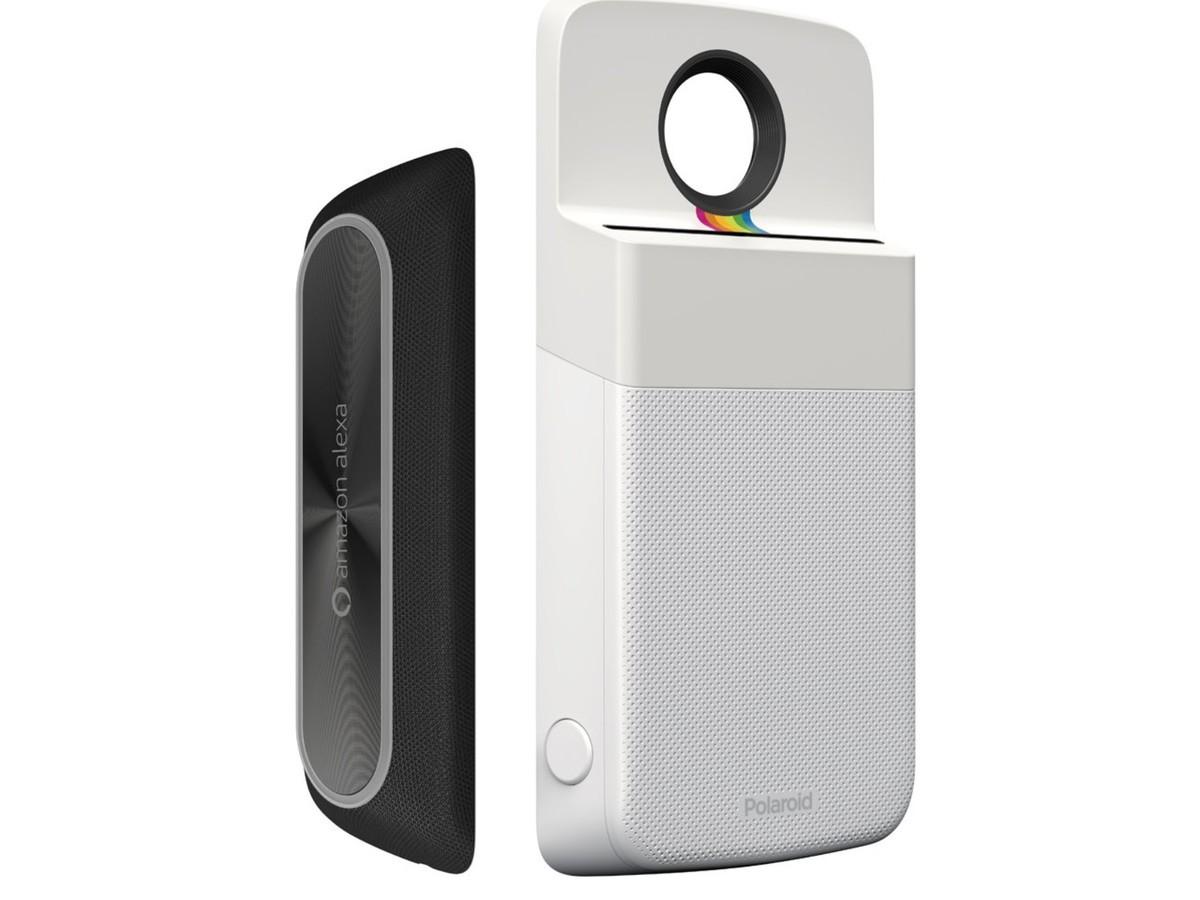 Mamy nowy Moto Mod! Tym razem jest to drukarka Polaroid