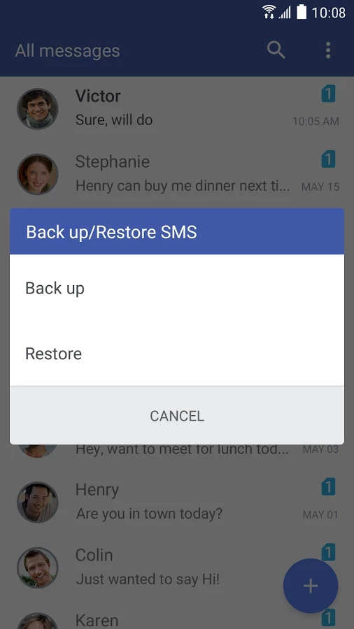 HTC Messaging, nowy komunikator HTC dostêpny na Google Play Store