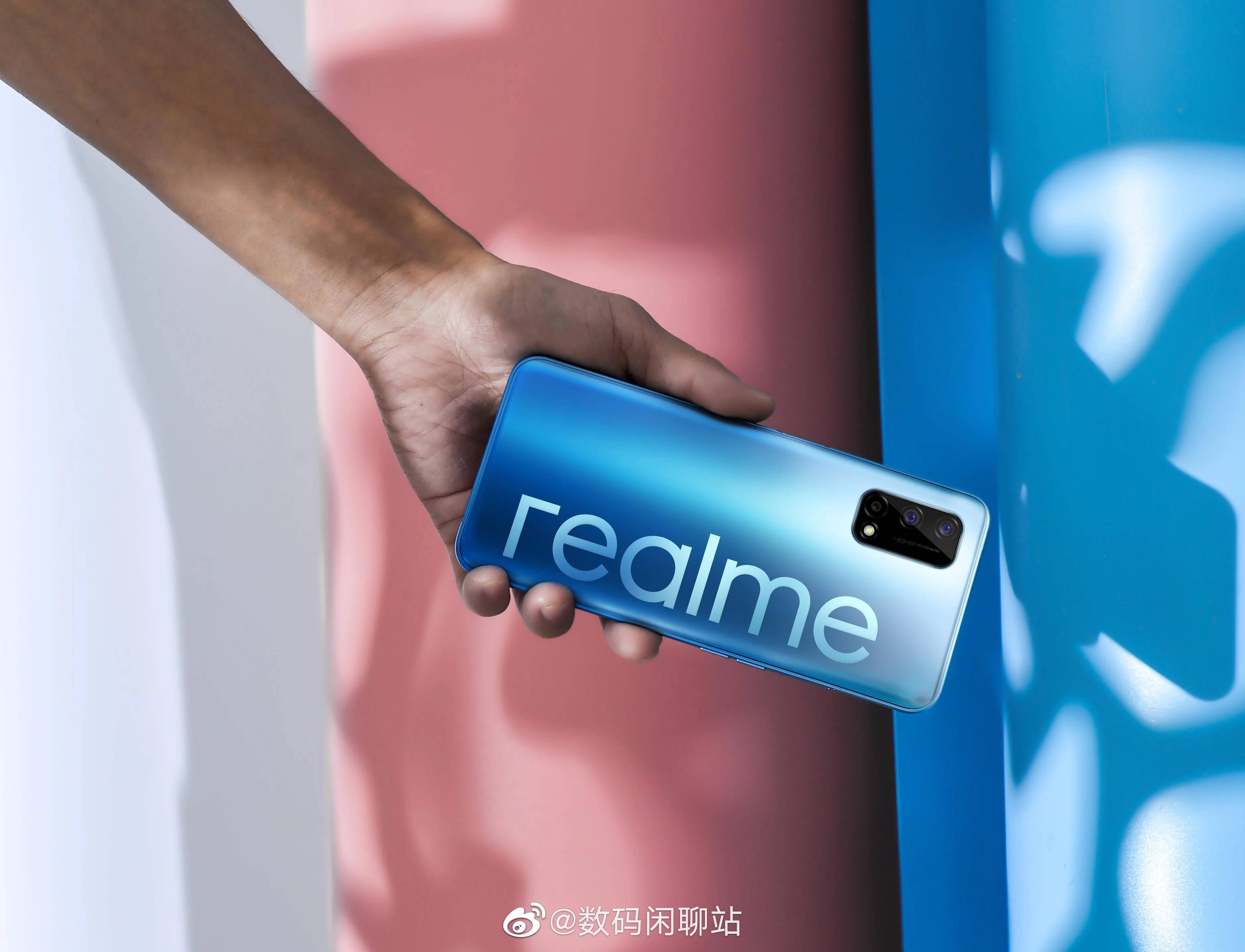 Realme Q2, specyfikacja i nowy render