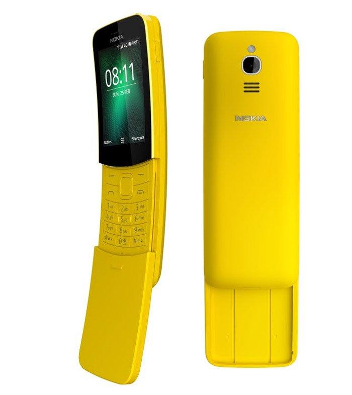 Nokia 8110 4G, albo powrót kolejnej klasyki