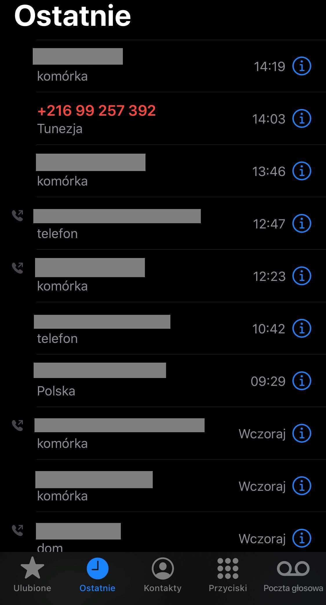 Yyyyh, czyli powraca przekrêt na telefon zza granicy