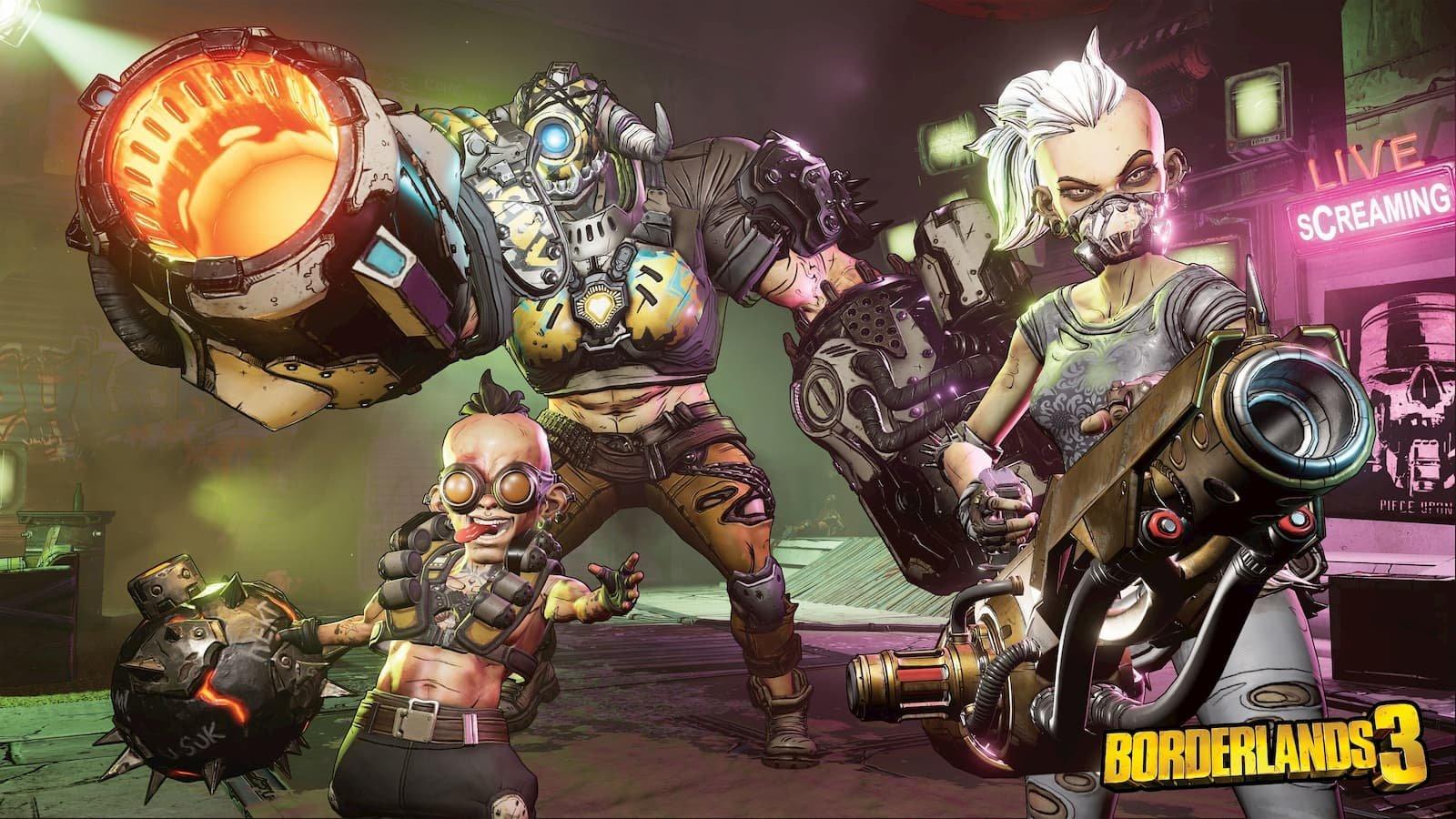 Fani looter shooterów, radujcie siê. Ju¿ za dwa tygodnie obejrzycie pierwszy gameplay Borderlands 3