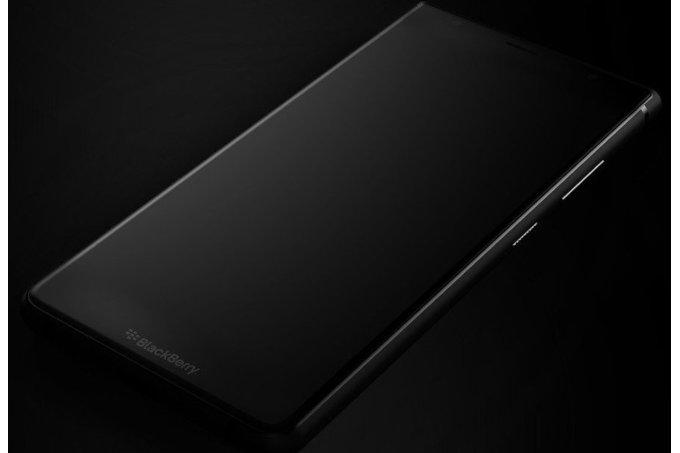 BlackBerry Evolve X zostanie oficjalnie ods³oniête 2-go sierpnia