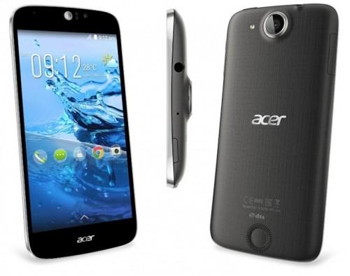 Acer Liquid Jade Z: nowy smartfon LTE