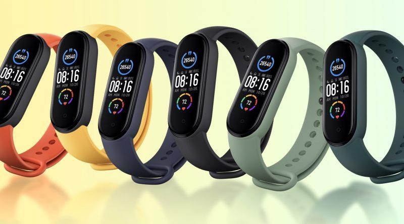 Xiaomi oficjalnie zaprezentowa³o smartwatch Mi Smart Band 5. Specyfikacja, cena