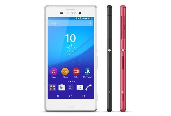 Xperia M4 Aqua otrzyma Androida Marshmallow