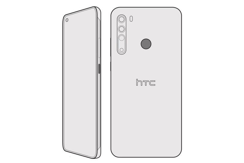 Kolejny wyciek, tym razem szkiców smartfona HTC Desire 20 Pro