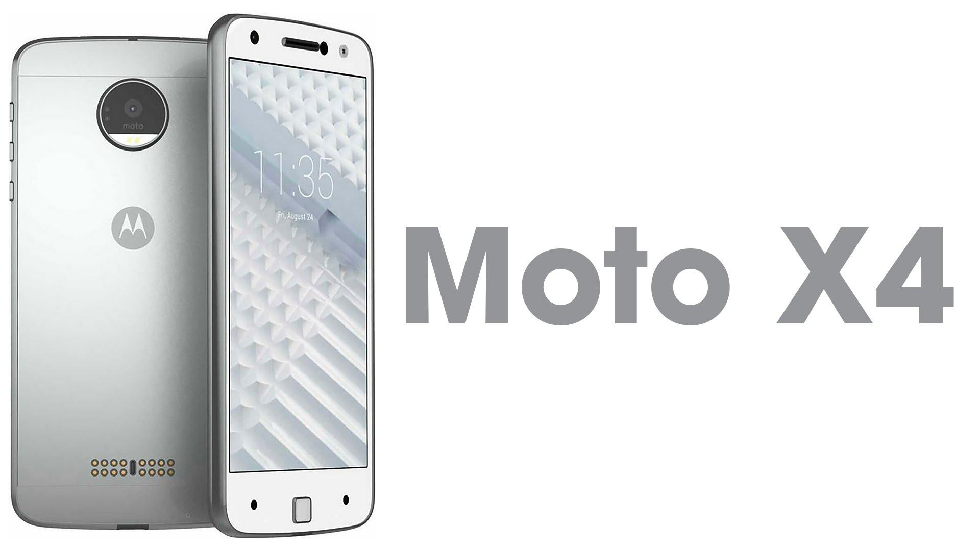 Motorola Moto X4 tañsza o 200 z³otych