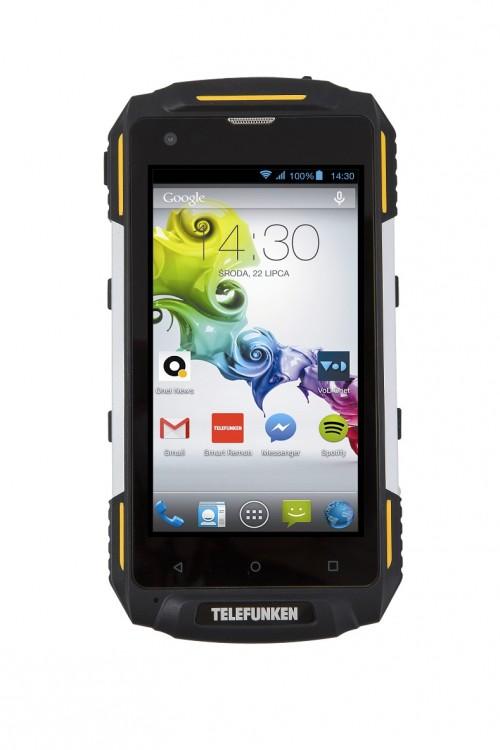 Telefunken Outdoor LTE - tani telefon przeciwpancerny