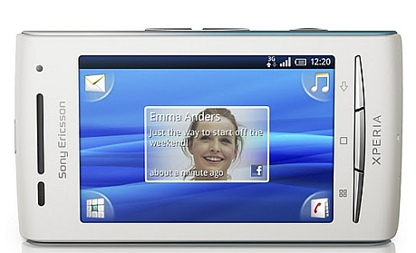 Jak skutecznie usun±æ simlocka z Sony Ericsson Xperia X8