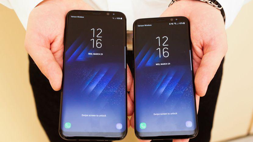 Samsung Galaxy S8 i S8 Plus dostan± aktualizacjê Androida 7.1