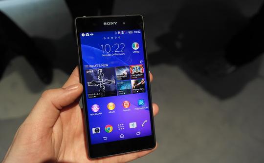 Ruszy³y nowe pre-ordery na Sony Xperia Z2