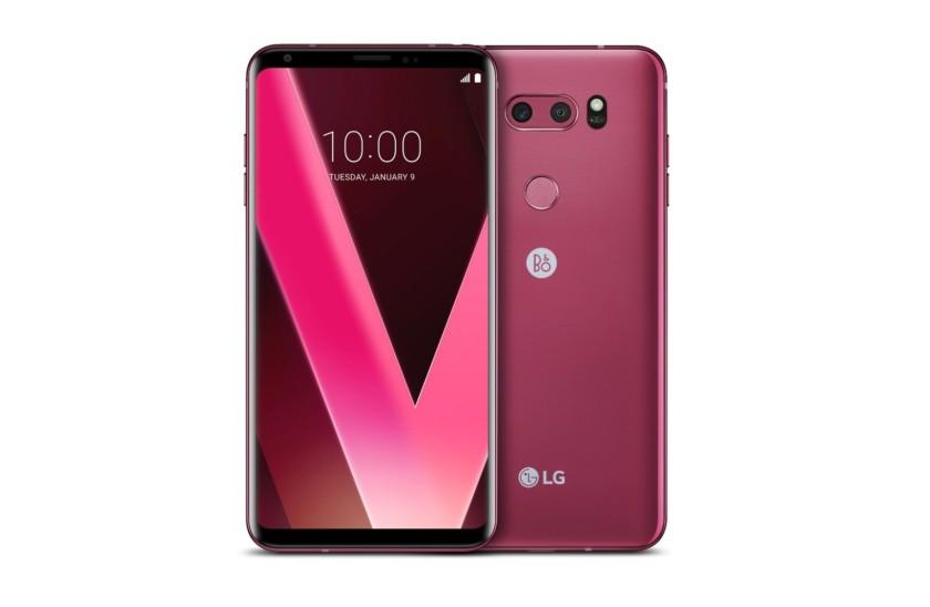 LG V30 otrzyma nowy wariant kolorystyczny, Raspberry Rose (Malinowa Ró¿a)