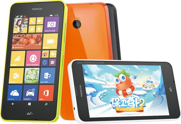 Pierwsze smartfony TD-LTE od firmy Nokia w Chinach