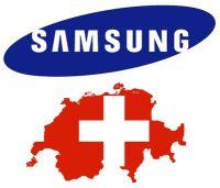 Simlock kodem z telefonów Samsung ze Szwajcarii
