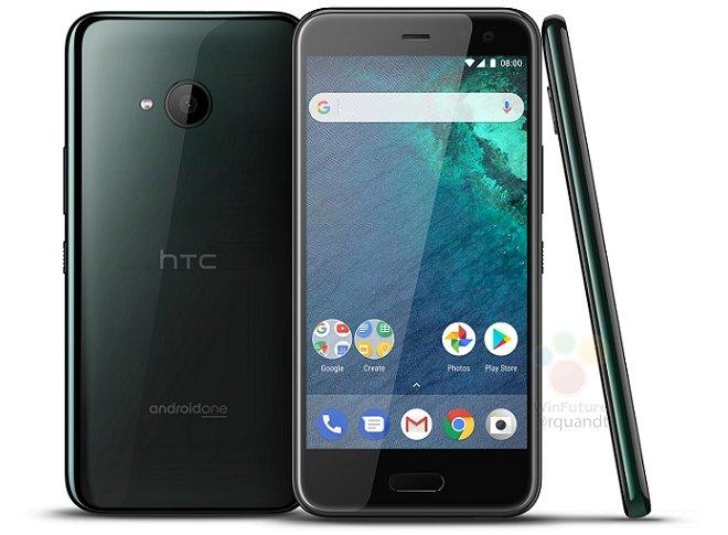 Wyciek³o zdjêcie HTC U11 Life w kolorze Brilliant Black
