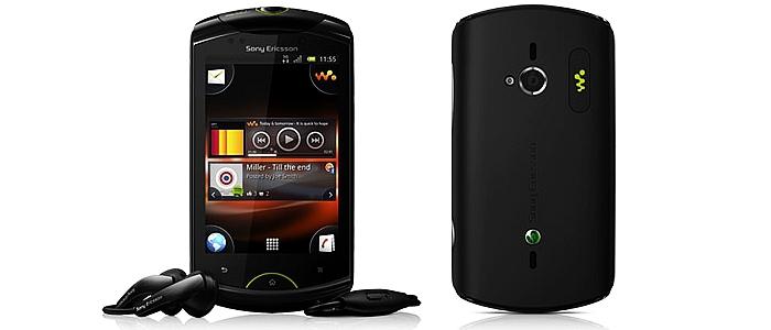 Jak zdjaæ simlocka z Sony-Ericsson Live with Walkman za pomoc± kodu