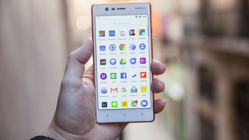 Nokia 3 aktualizowana do Android Nougat 7.1.1