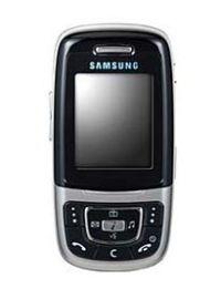 Usuñ simlocka kodem z telefonu Samsung E630