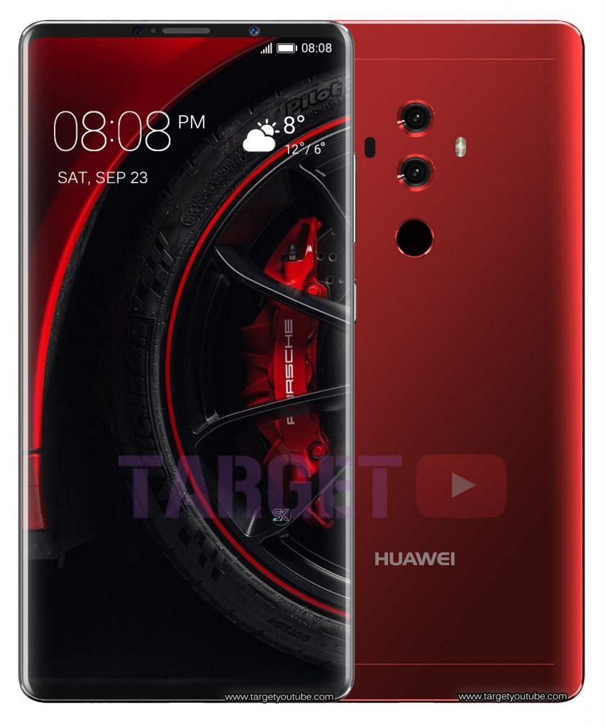 Huawei Mate 10 Porsche Design, elegancki telefon na dok³adnie teraz
