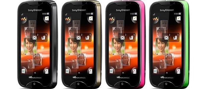 Jak zdjaæ simlocka z Sony-Ericsson Mix Walkman za pomoc± kodu