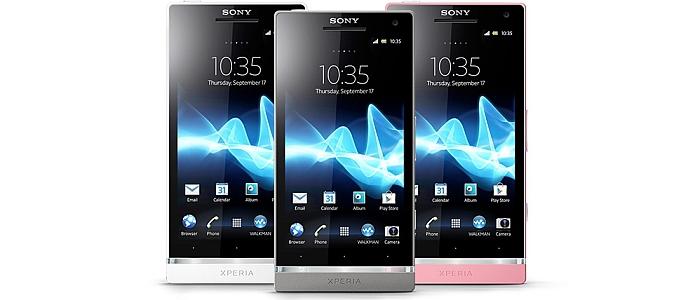 W jaki spsób zdj±æ simlocka w Sony Xperia SL