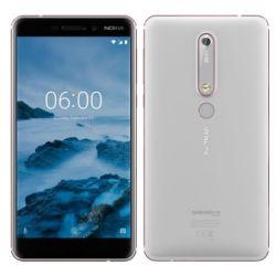 Usuñ simlocka kodem z telefonu Nokia 6.1