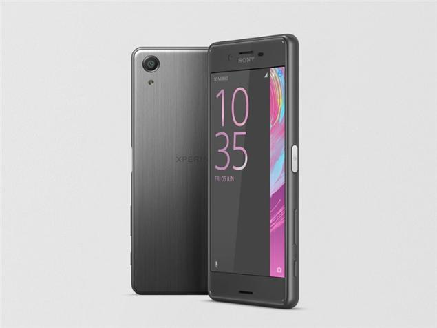 Xperia X Performance na MWC 2016