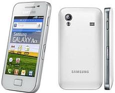 Usuñ simlocka kodem z telefonu Samsung Galaxy Ace VE