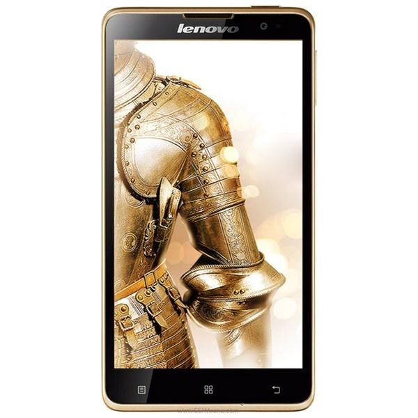 Informacje na temat Lenovo Golden Warrior S8