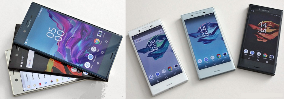 IFA 2016: Sony Xperia XZ i X Compact