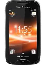 Usuñ simlocka kodem z telefonu Sony-Ericsson WT13i