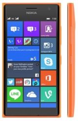 Usuñ simlocka kodem z telefonu Nokia Lumia 730 Dual SIM