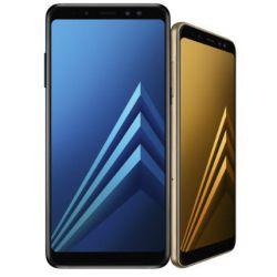 Usuñ simlocka kodem z telefonu Samsung Galaxy A8+ (2018)